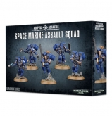 Warhammer 40.000 - Space Marine Assoult Squad