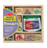 Stempelki DINOZAURY - Melissa and Doug